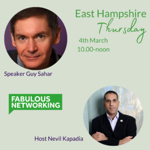 East Hampshire Fabulous Business Networking March 2021