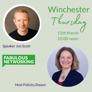 Fabulous Networking Winchester March 11th 2021