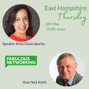 Fabulous Networking East Hampshire May 2021