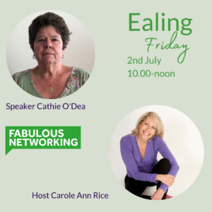 Promotion image for Fabulous Networking Ealing July 2nd 2021