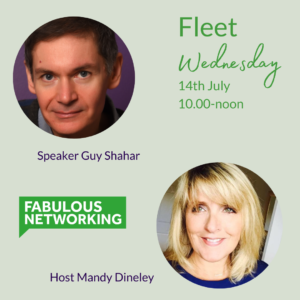 Promotion for Fabulous Networking Fleet July 14th 2021